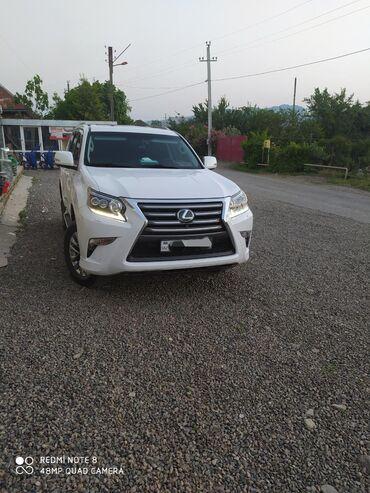 Lexus Azərbaycanda: Lexus GX 4.6 l. 2014 | 57000 km