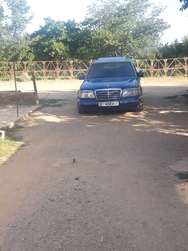 Mercedes-Benz W124 2.2 л. 1993 | 12345 км