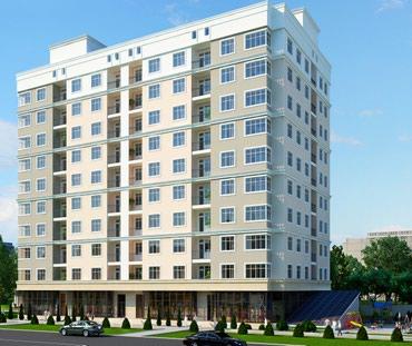 ОкЖилой дом «Илбирс» — это 10-ти этажный двух подъездный