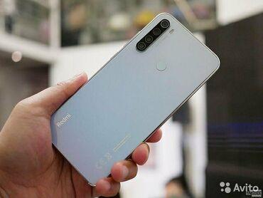 Электроника - Кызыл-Кия: Xiaomi Redmi Note 8 64 ГБ Белый