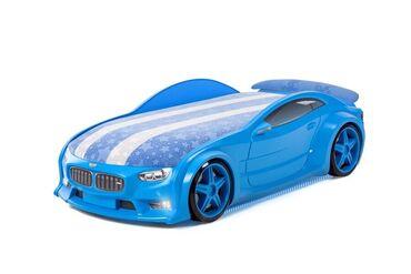 Детская кровать-машина BMW NEOАвтономера, водительское
