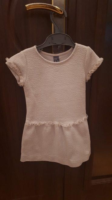 Xırdalan şəhərində Satılır original Zara kids markasının paltarı.Ölçü 2-3 yaş. 1
