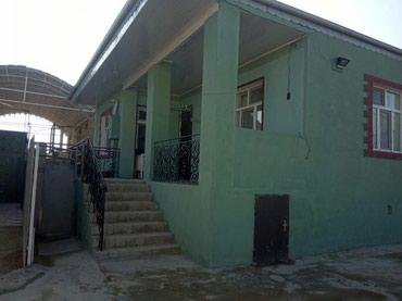 Sumqayıt şəhərində Sumqayit seher yasil dere qesebesinde 3 otaqli heyet evi 2,5 sotda,6