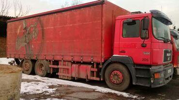 слинги варианты в Кыргызстан: Ман с прицепом, 1998г, есть вариант обмена на тягач
