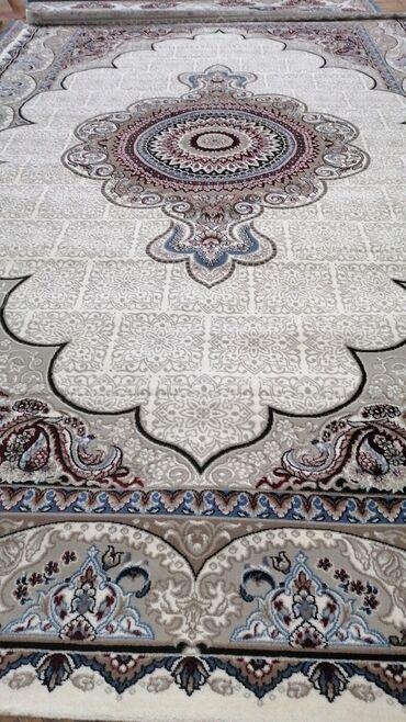 673 объявлений: Скидки! Продаю новый ковёр.Оригинал. Производство Турция. Размер 3*5