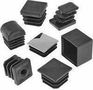 ЗаглушкаЗаглушки пластиковыеДля квадратных, прямоугольных, круглых и