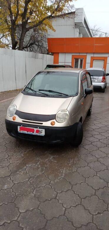 запчасти daewoo nubira в Кыргызстан: Daewoo Matiz 0.8 л. 2013 | 102568 км