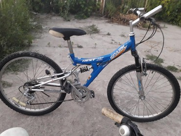 горный велосипед без скоростей в Кыргызстан: Велосипед Корейский  подростковый  24 диск      Велосипеды из Кореи шо