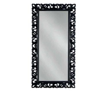 Настенное зеркало в фигурной раме в Бишкек