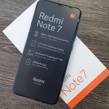 Bakı şəhərində Xiaomi Redmi Note 7 (Global Version)