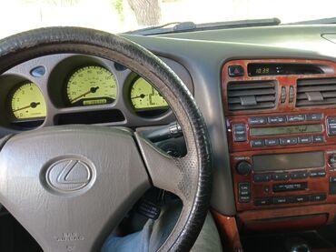 Lexus - Кыргызстан: Lexus GS 3 л. 2000 | 285000 км