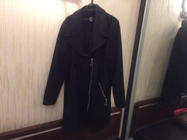 Теплое пальто для беременных размер s, в Бишкек