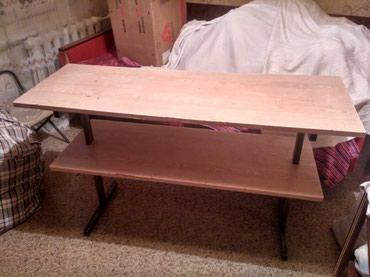 столы на переднем плане в Кыргызстан: Гладильный стол. Швейный Стол. Отличное качество. Был сделан на заказ