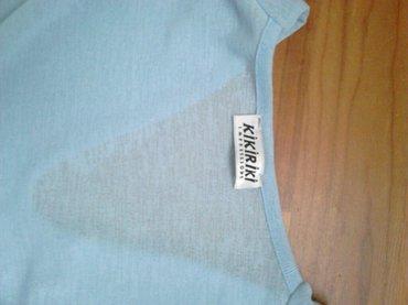 Kikiriki zenska elegantna bluza,nebo plave boje. Velicina uni.. Nije - Pirot