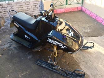 Мотоциклы и мопеды - Кыргызстан: Продаю снегоход 150 кубSnow Runner Sport 150cc объемом ДВС 150 см