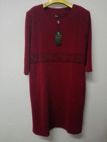Очень красивое платье остался 52 размер по 750 сом в Бишкек