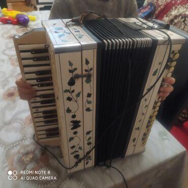 qarmon satilir в Азербайджан: Zakaz Tuliski Ag Qarmon satilir.Mikrafon 32liy qrudnik.Profsanal toy