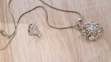 Komolet ogrlica i mindjuse, bizuterija - Novi Sad