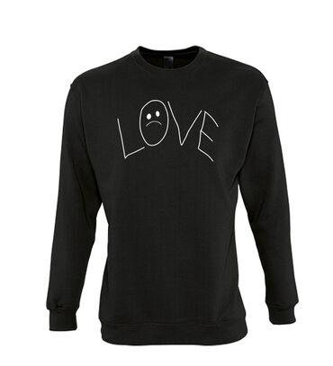 Lil Peep Love Sweater Duks  Velicine: S, M, L, XL, XXL, XXXL