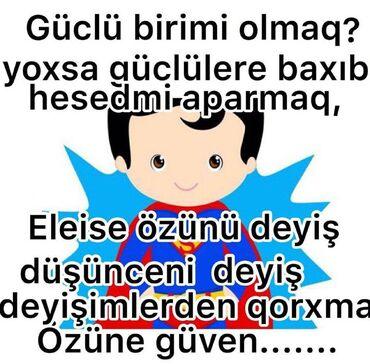 Əməkdaş axtarışı (vakansiyalar) - Azərbaycan: Şəbəkə marketinqi məsləhətçisi. İstənilən yaş. Natamam iş günü. Lökbatan r-nu