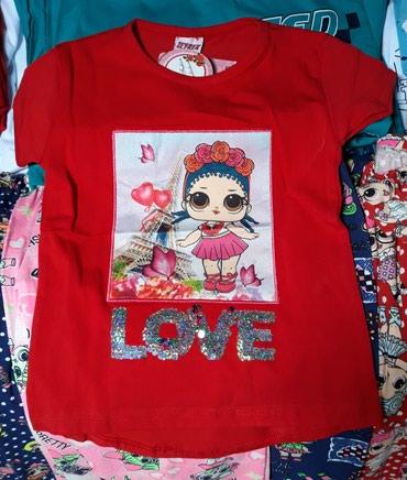 Dečiji Topići I Majice | Futog: LOL svetleće majice za devojčice, veličine 3-4, 4-5, 5-6 i 6-7