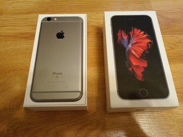 Продам или обменяю iPhone 6s plus space gray 32GB на Samsung galaxy S8 в Бишкек