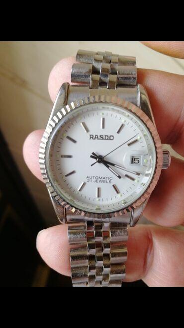 Qol saatları Bakıda: Rasdo