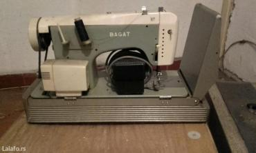 Bagat šivaca mašina, vrlo malo korišćena - Belgrade