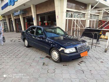 Mercedes-Benz C-Class 2.3 л. 1997 | 200000 км