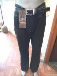 Muške Pantalone | Beograd: Nove muske pantalone od kepera Ambi Jeans. Novopazarske. Tanke muske