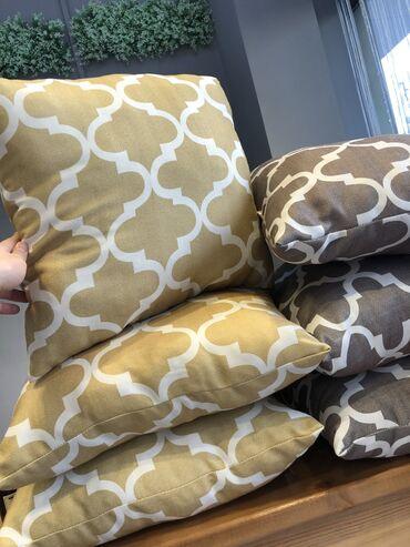 Подушки для декора вашего интерьера Размер 40*40. 12 штук