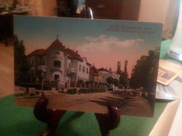 Lipik,rucno bojena - Beograd