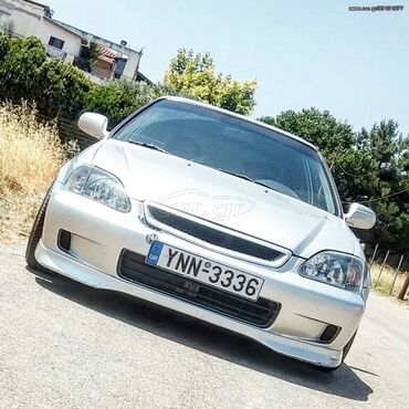 Honda Civic 1.6 l. 1998 | 176000 km