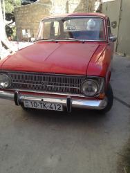 2141 moskviç - Azərbaycan: Moskviç 412 1.5 l. 1982 | 100000 km
