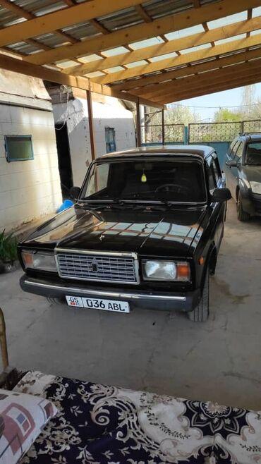 Транспорт - Исфана: ВАЗ (ЛАДА) 2107 1.6 л. 2010   70000 км