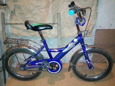16 dyumlu velosiped - Azərbaycan: Yaxşı vəziyyətdə olan 16 lıq velosiped