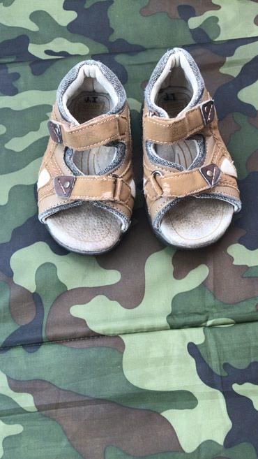 бежевые босоножки в Кыргызстан: Дет босоножки на 1и2года