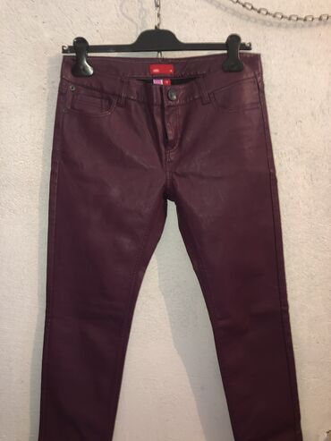 Zenske pantalone broj - Srbija: Nove zenske kozne pantalone 38.broj