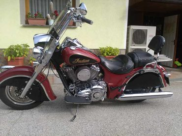 Indian chief classic, 2015. godište, 1811 ccm, 22 900 km, drugi - Belgrade