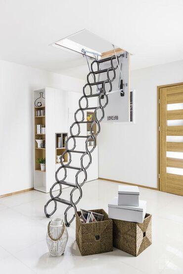 Чердачные лестницы Фарко