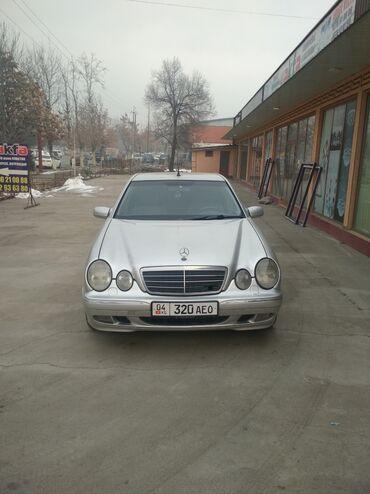 Mercedes-Benz 320 3.2 л. 2001   335330 км