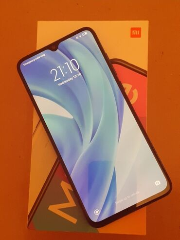 10177 elan | MOBIL TELEFON VƏ AKSESUARLAR: Xiaomi Mi 9 Lite | 128 GB | Göy | Sensor