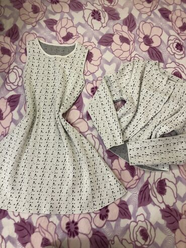 горящие туры в турцию из бишкека цены в Кыргызстан: Двойка платье+кофточка,новая,покупали в магазине,ни разу не одевали,ра