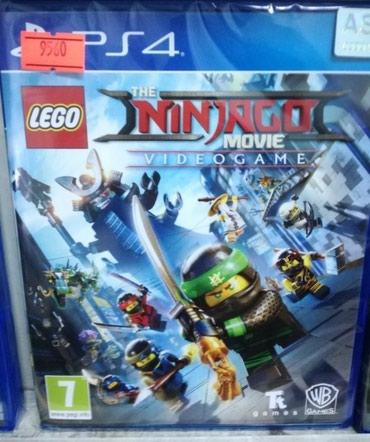 Bakı şəhərində Lego ninjago