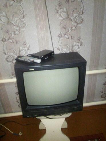 Телевизор с приставкой в Кант