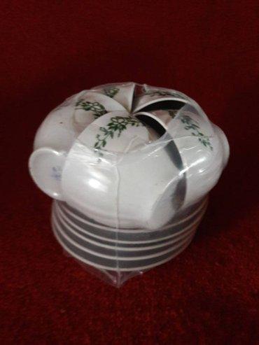 Чайные или кофейные чашки 5 штук