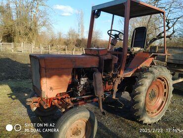 Traktor t-25 satılır işlək vəziyyətdədir üstündə ot sıyıran qrablidə