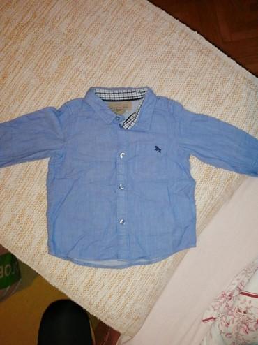 Kosuljica za decaka,kupljena u h&m,obucena jednom samo,vel 74 - Nis - slika 2