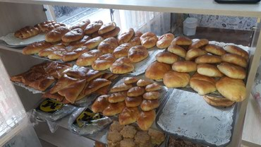 Принимаем заказы на свежею выпечку в Бишкек