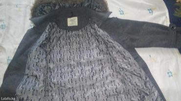 Корейский стиль пальто зима,двухбортка в отличном состоянии